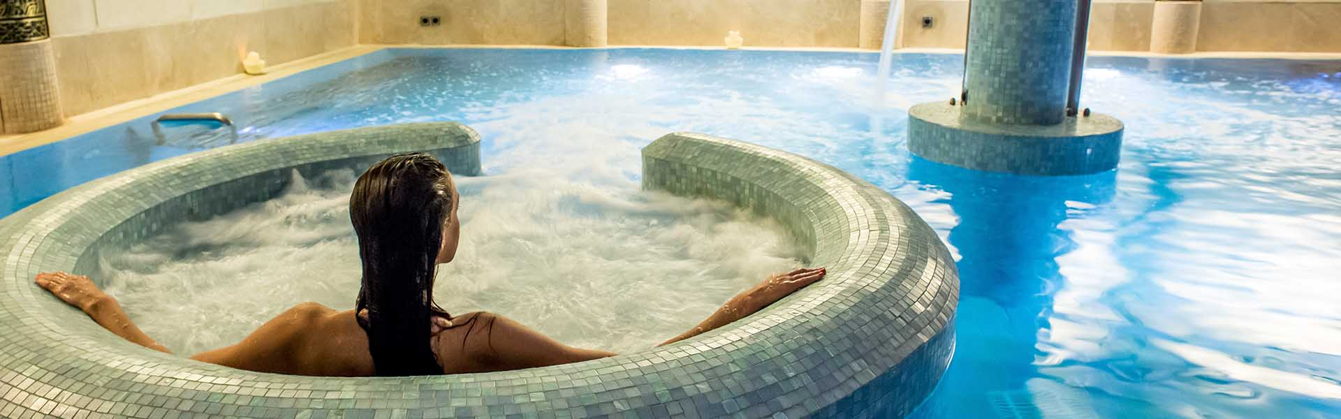 Hydrotherapy at SenSpa | Careys Manor