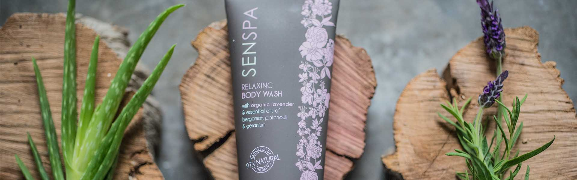 Natural Skincare | SenSpa at Careys Manor