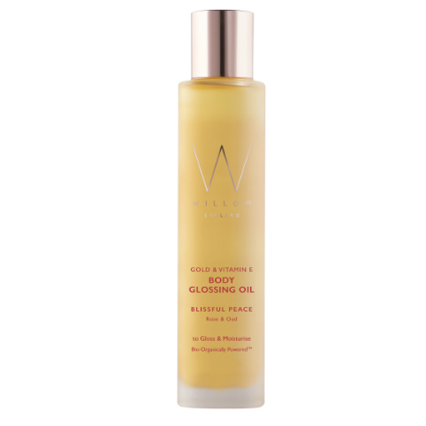 Vitamin E & Gold Body Blissful Peace Glossing Oil