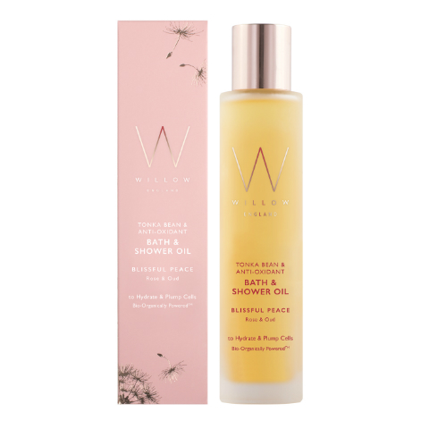 Tonka Bean & Anti-Oxidant Blissful Peace Bath & Shower Oil