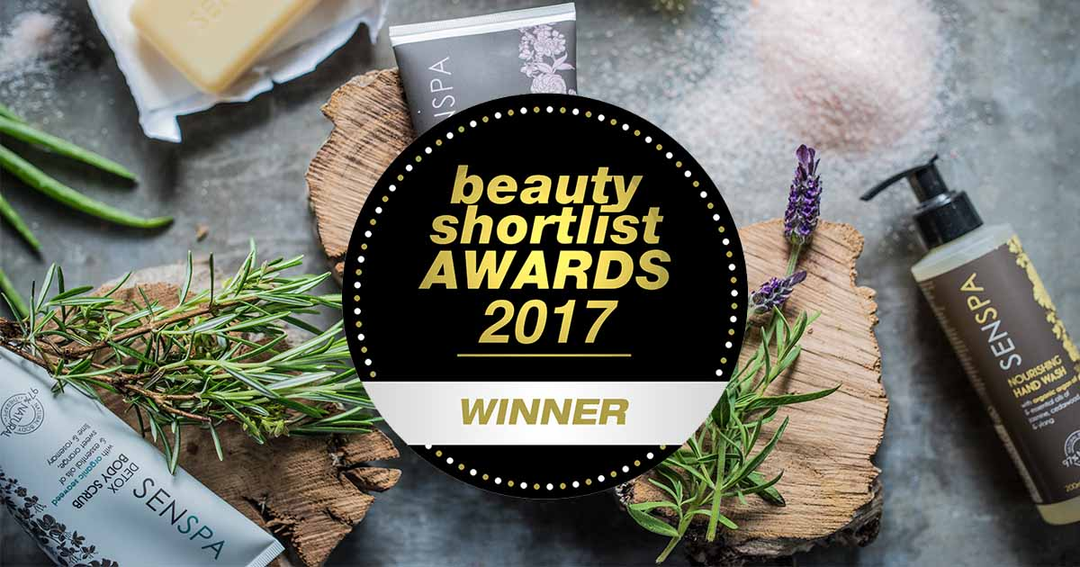 Beauty Shortlist Winners | SenSpa