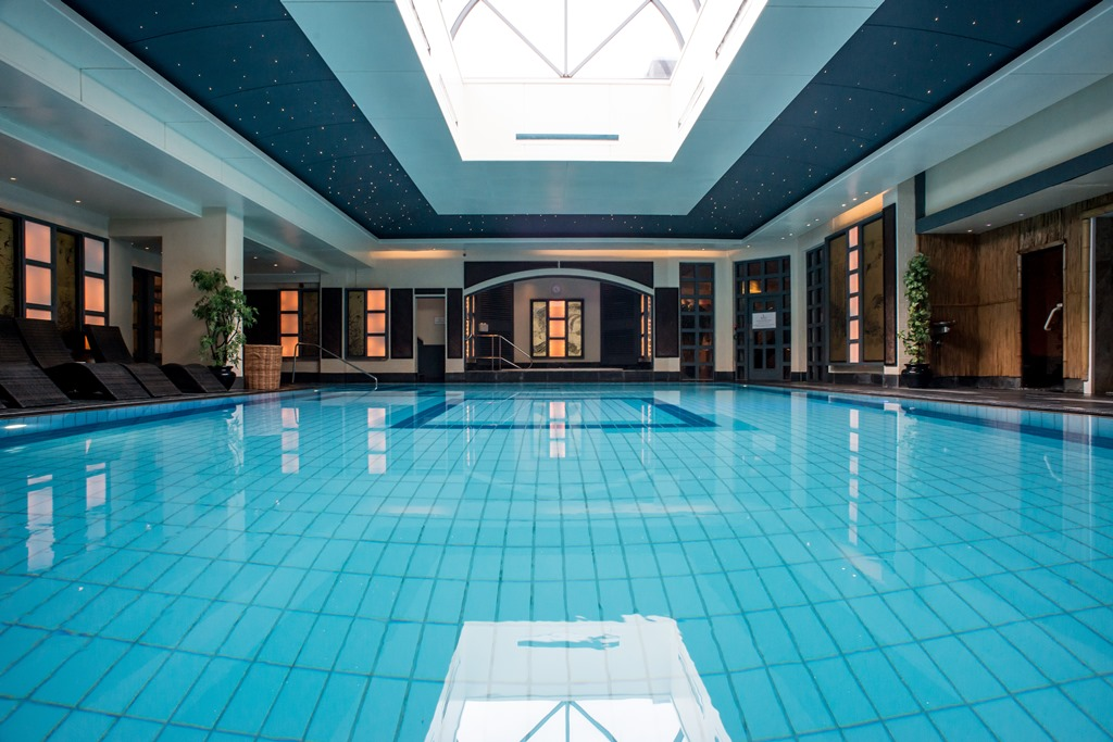 14m UV Swimming Pool | SenSpa at Careys Manor