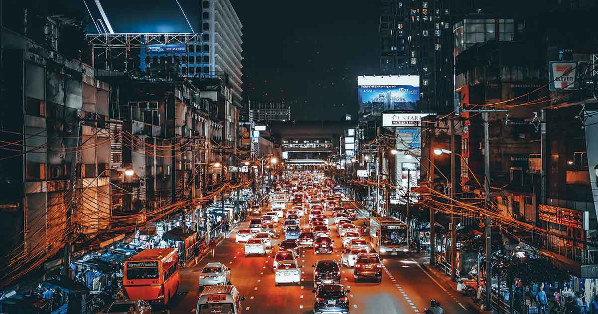 Destiny of Love Eases Bangkok Traffic | SenSpa Blog