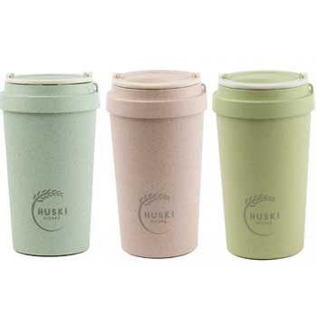 Huski Cups Multi Colours 400ml