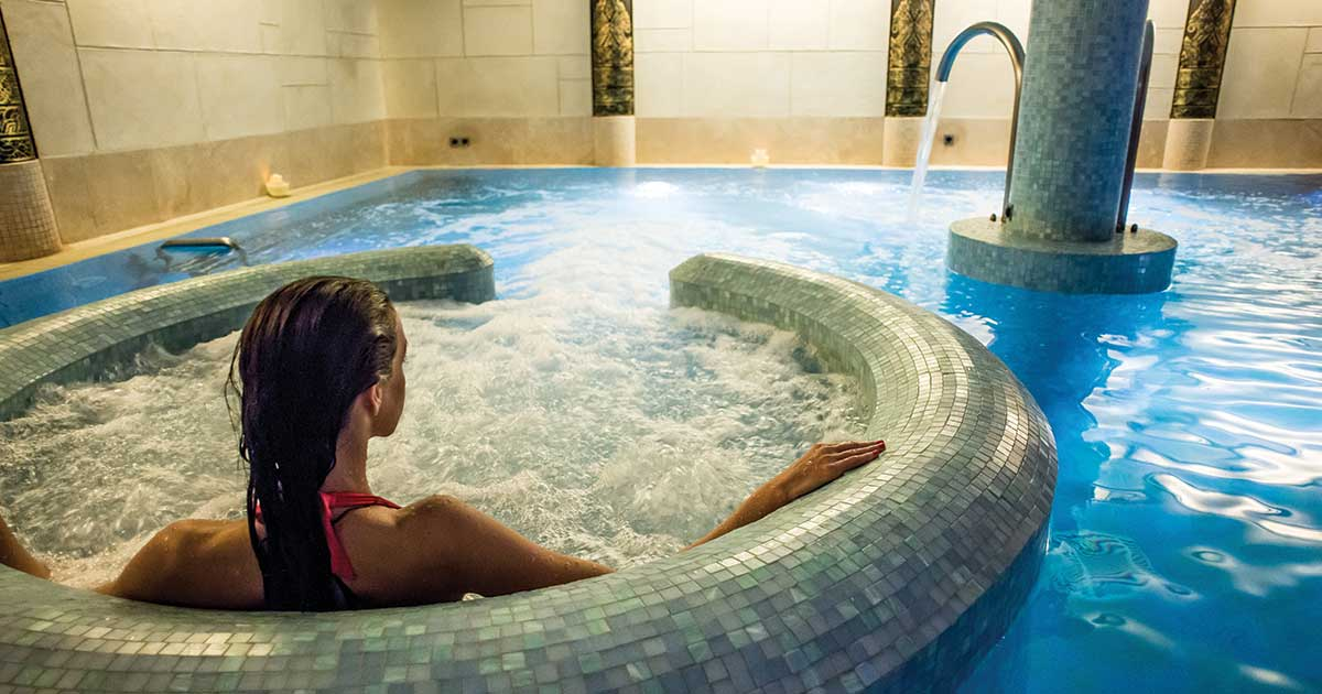 The Powers of Hydrotherapy | SenSpa Blog
