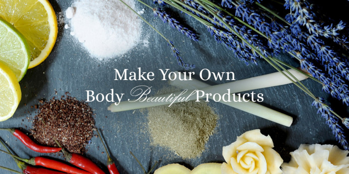How To Make Your Own Natural Body Lotion