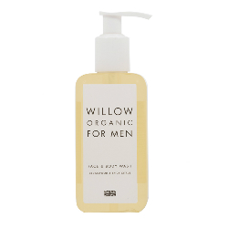 Willow Men's Face & Body Wash