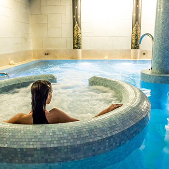 Morning Spa Escape | SenSpa at Careys Manor