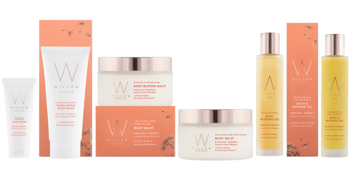 Our Top 5 Products from the Willow Organic Beauty Product Range