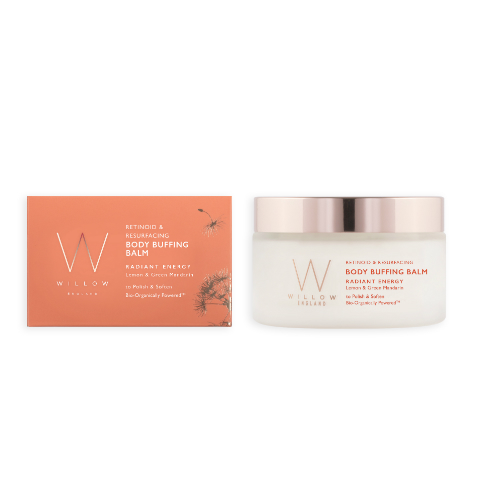 Willow Retinoid & Resurfacing Body Buffing