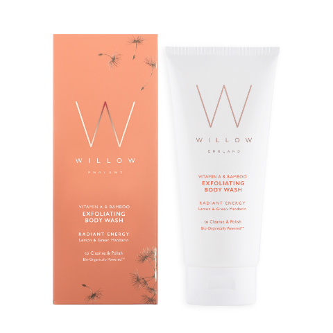 Vitamin A & Bamboo Radiant Energy Exfoliating Body Wash