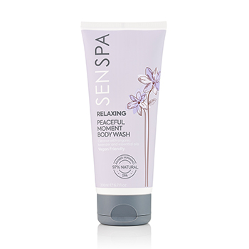Relaxing Peaceful Moment Body Wash - SenSpa