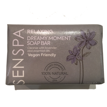Relaxing dreamy moment soap bar 350x350