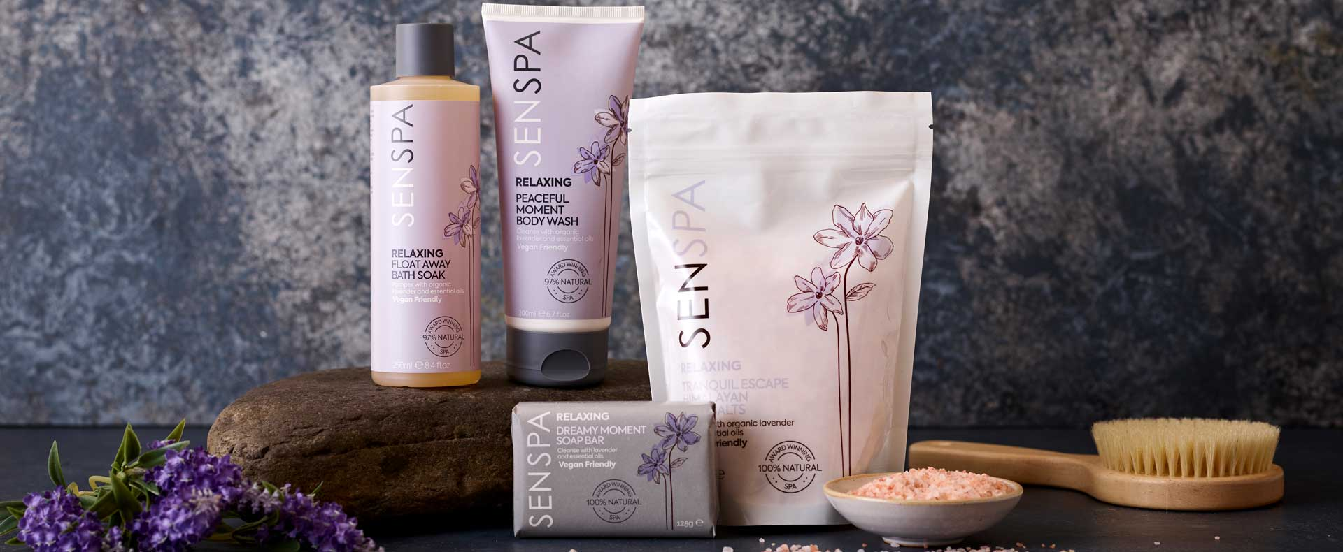 SenSpa-Relaxation-Range | SenSpa at Careys Manor