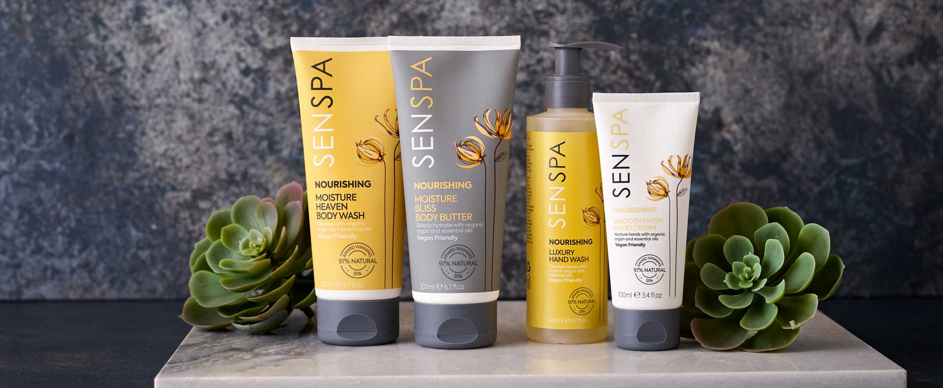 SenSpa Nourishing Range | SenSpa at Careys Manor
