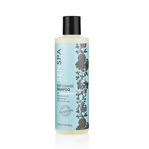 SenSpa Deep Cleanse Shampoo | SenSpa Boutique
