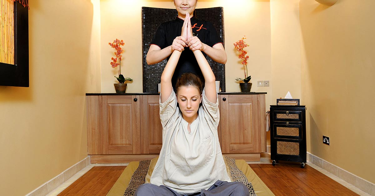 The Benefits of Thai Massage | SenSpa