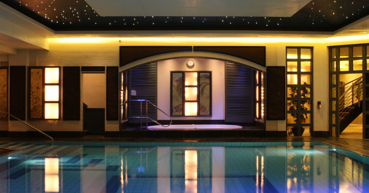 SenSpa is a 2014 World Luxury Spa Awards Finalist!