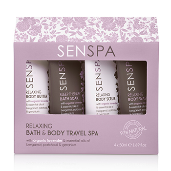 Spa Gifts | SenSpa at Careys Manor