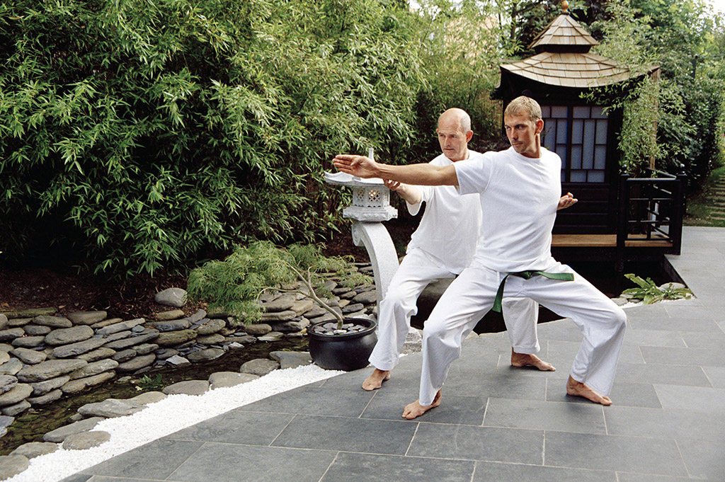 Tai Chi Classes | SenSpa at Careys Manor