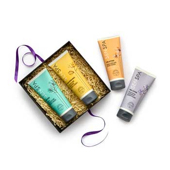 Body Wash Heaven Giftbox - SenSpa