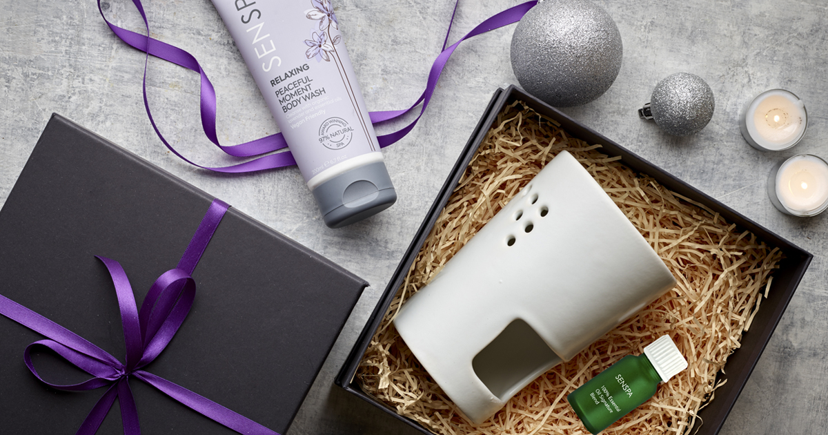 SenSpa Signature Gift Box