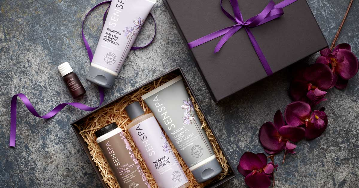 SenSpa Relaxing Gift Box
