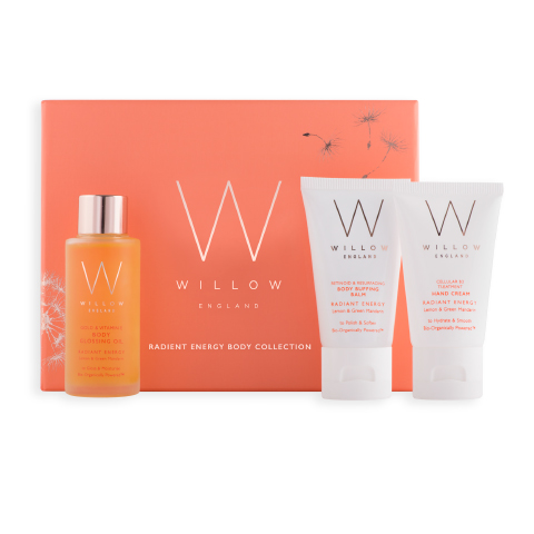 Willow Radiant Energy Body Collection | SenSpa Boutique